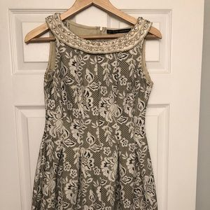 Zara winter dress